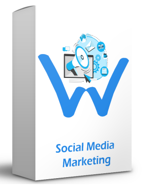 Social Media Marketing Produktbox